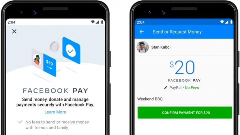 Der neue Bezahldienst Facebook Pay