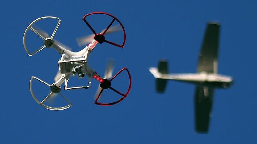 Im Flugverkehr kam es bereits zu Störungen, die durch Multicopter verursacht wurden.