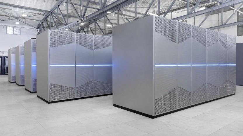 JUWELS: Jülich bekommt schnellsten Supercomputer Europas - Golem.de