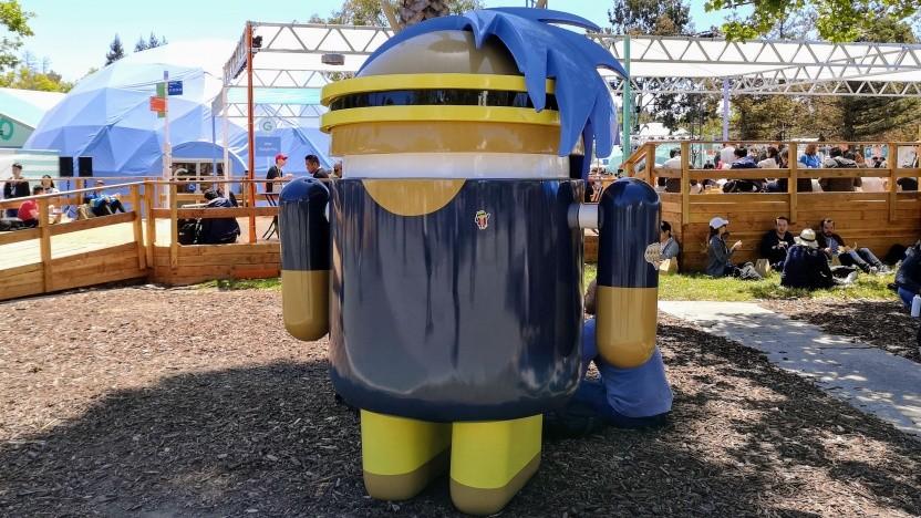 Zum Thema Android-Verbreitung schweigt Google seit einem halben Jahr. Es ist nicht das erste Mal.