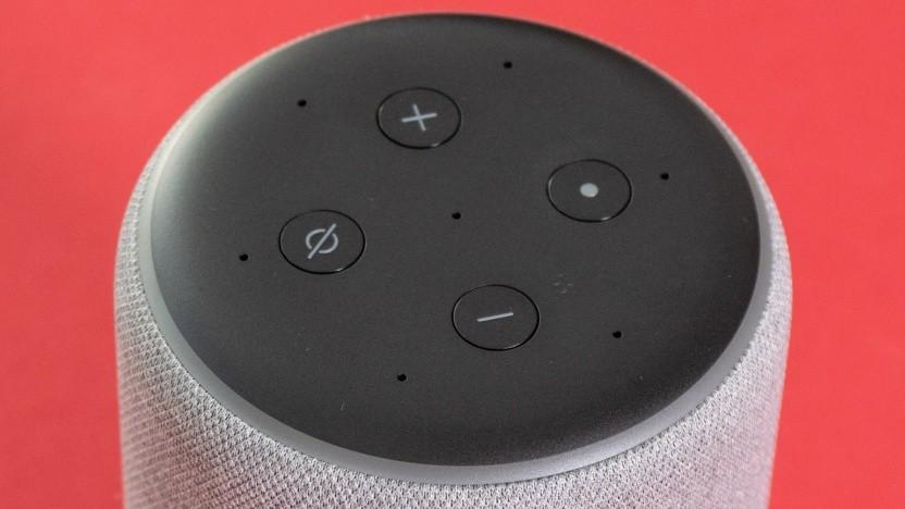 Kunden greifen eher zu einem Echo-Lautsprecher von Amazon als zu einem Google-Lautsprecher.