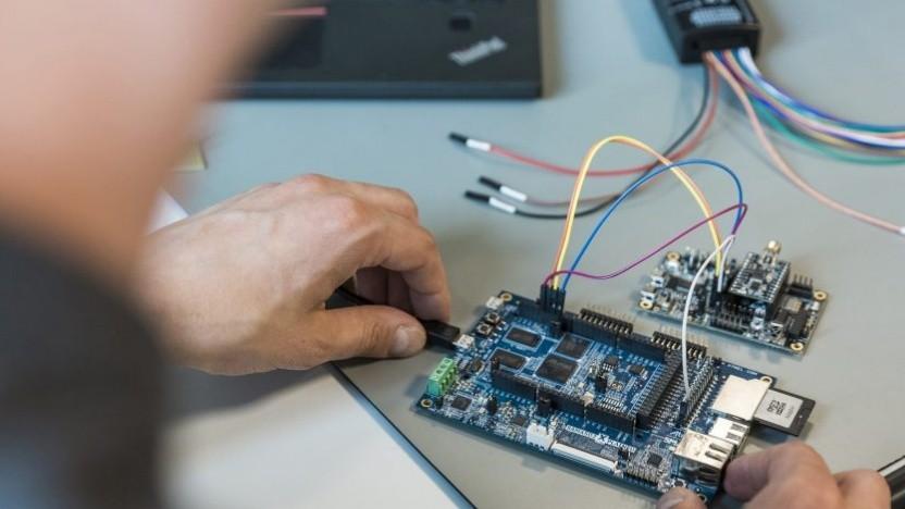 Grandcentrix bietet IoT-Dienste.