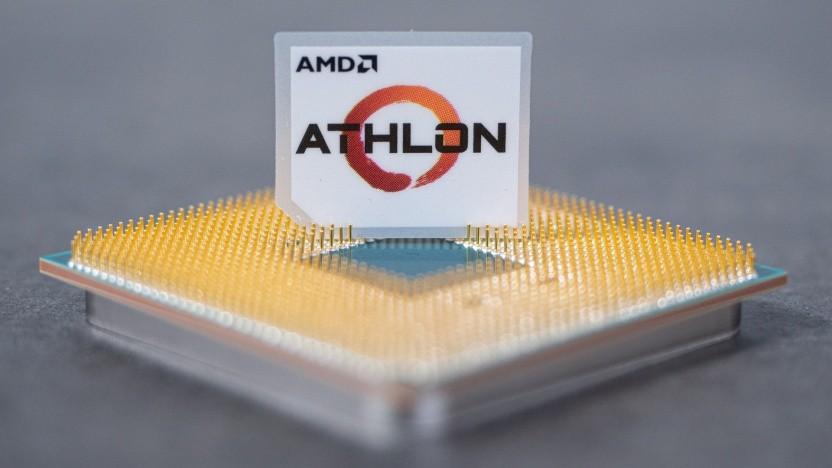 Athlon 3000G für Sockel AM4