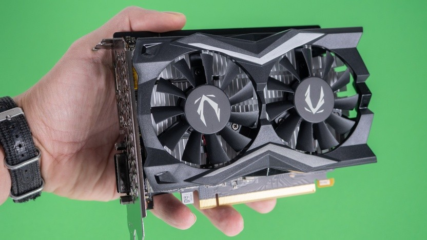 Geforce GTX 1650 Super Twin Fan von Zotac im Test