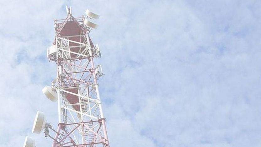 Antenne in den ländlichen USA