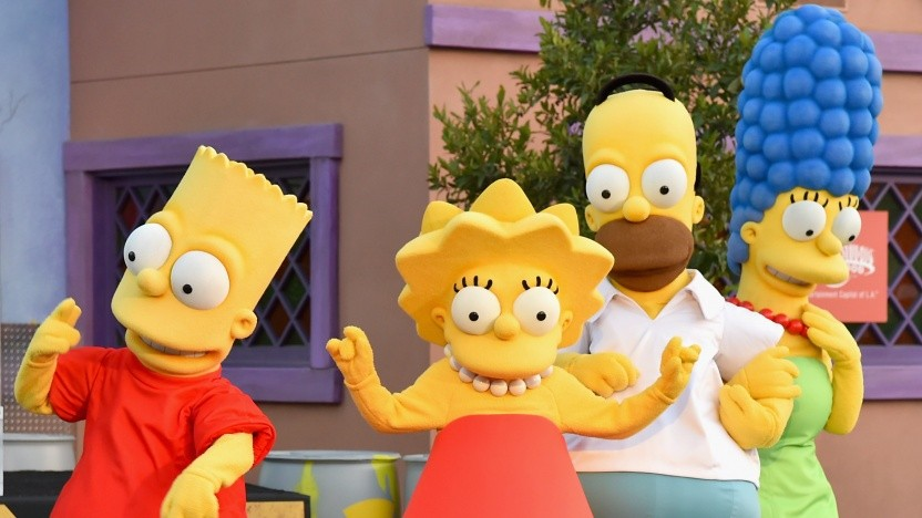 Die ersten 19 Staffeln der Simpsons gibt es bei Disney+ derzeit nur im falschen Seitenverhältnis.