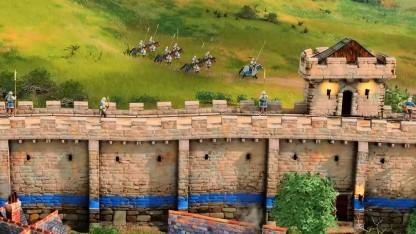 Microsoft: Age of Empires 4 baut auf Nahrung, Holz, Stein und Gold - Golem.de - Golem.de