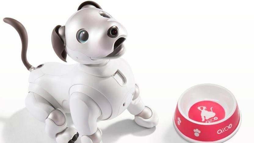 Sonys Roboterhund Aibo