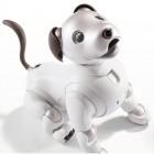 Aibo: Sonys Roboterhund lässt sich füttern