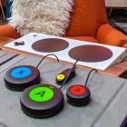 Logitech G: Kleine und große Knöpfe für den Xbox Adaptive Controller