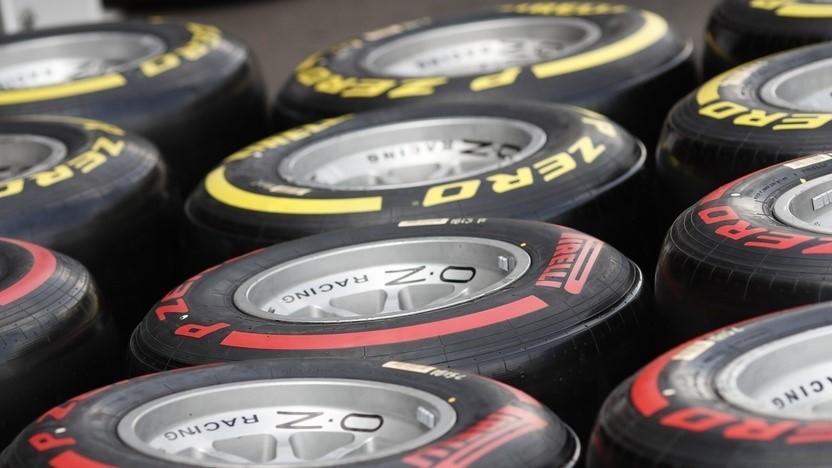 Rennreifen von Pirelli (Symbolbild): Pirelli setzt auf V2X per 5G.