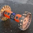 Bruie: Nasa testet Eismond-Roboter in der Antarktis