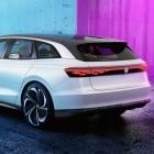 ID. Space Vizzion: Volkswagen zeigt Elektrokombi
