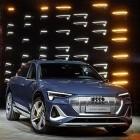 Elektroauto: Audi stellt E-Tron Sportback mit Pixellicht vor