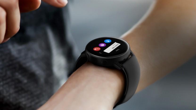 Artwork der Samsung Galaxy Watch Active