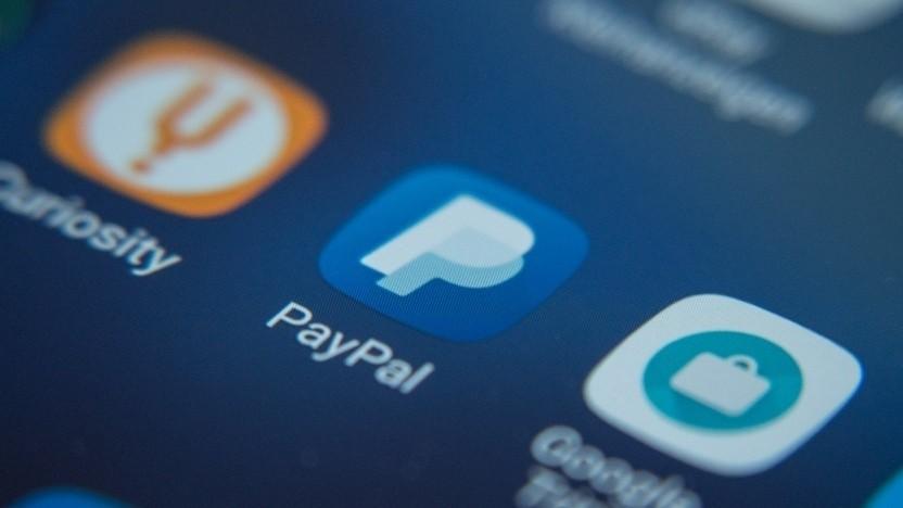 Paypal hat eine physische Debitkarte vorgestellt.