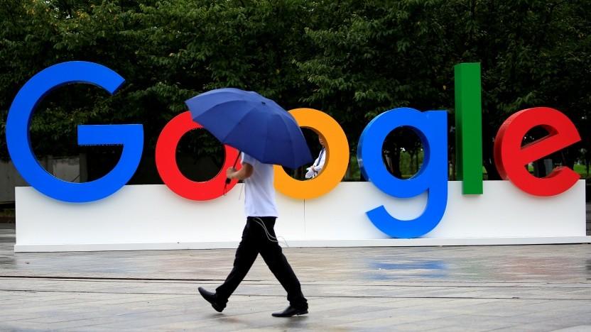Google lässt die französischen Verlage wie erwartet im Regen stehen.