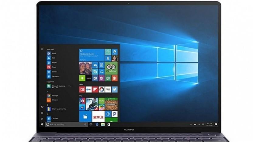 Huawei-Hardware mit Microsoft-Software