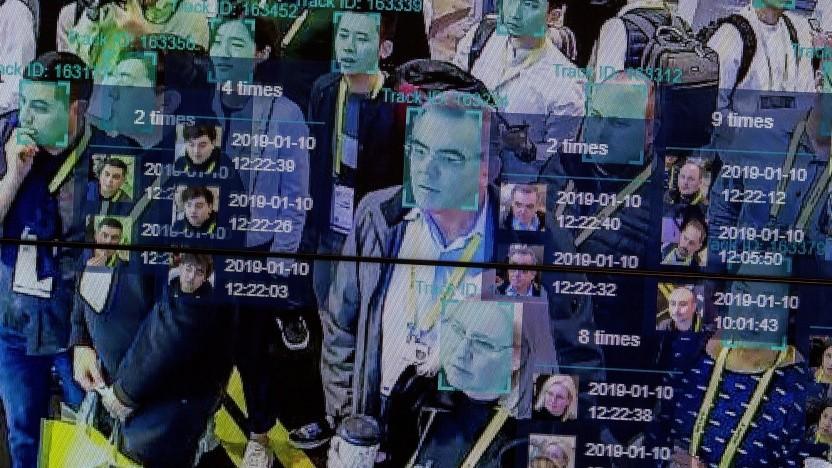 Gesichtserkennung (Symbolbild): Apps, um neue Techniken zu erkunden und damit zu experimentieren