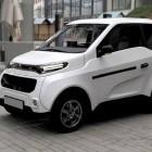 Zetta: Russisches Elektroauto mit Radnabenmotoren vorgestellt