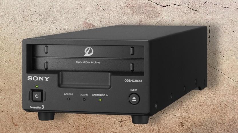 Das ODS-D380U wird per USB Typ-C angesteckt.