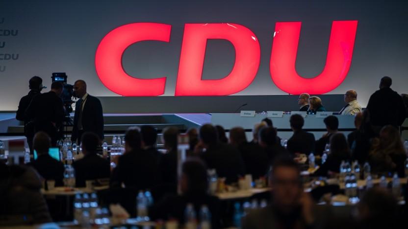 Auf ihrem Parteitag in Leipzig hat sich die CDU Open-Source-Prinzipien verschrieben.