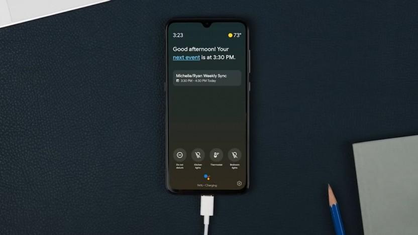 Der neue Ambient Mode von Android