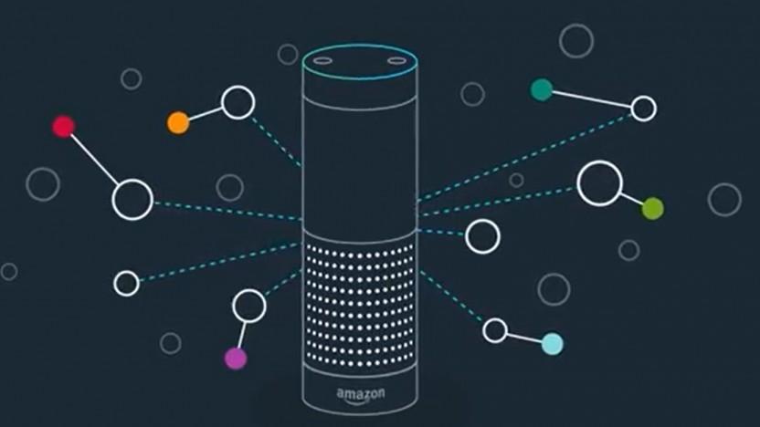 Der Alexa Voice Service verbreitet sich im Internet der Dinge.