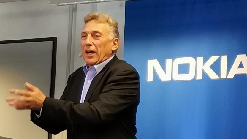 Gerhard Jeutter, Referatsleiter bei der Bundesnetzagentur