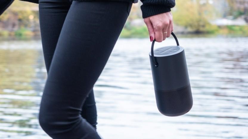 Boses Portable Home Speaker