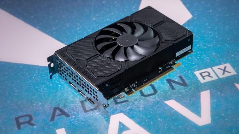 Radeon RX 5500 (OEM) im Test