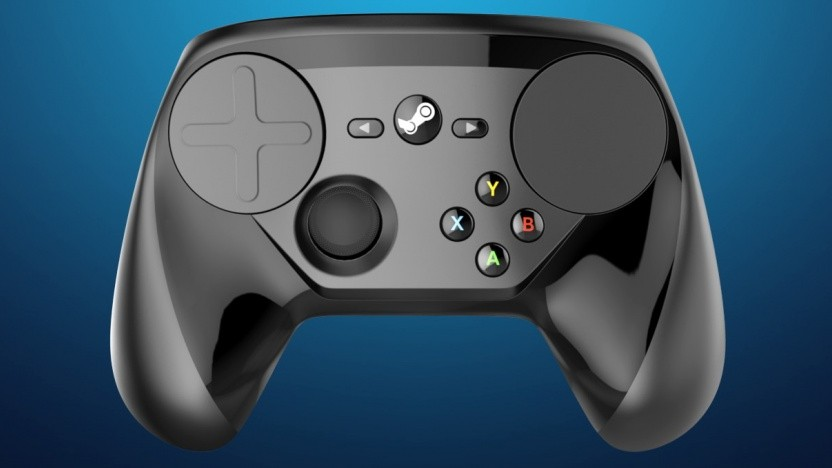 Artwork des Steam Controllers