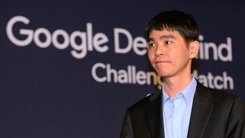 Der südkoreanische Go-Spieler Lee Se-dol