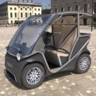 Squad Mobility: Solarauto für den Stadtverkehr soll rund 6.000 Euro kosten