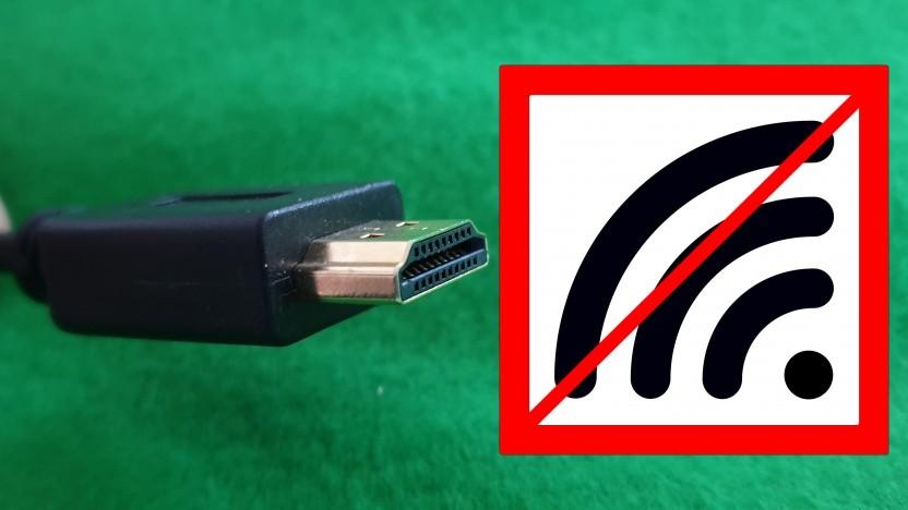 Das HDMI-Signal stört die WLAN-Verbindung des Raspberry Pi 4.