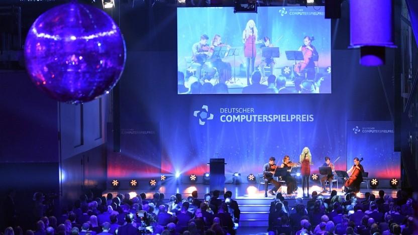 Verleihung des Deutschen Computerspielpreises 2018
