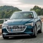 Elektromobilität: Audi steigert Reichweite des E-Tron um 25 Kilometer