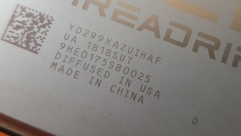 Auch den Threadripper baut AMD in China.