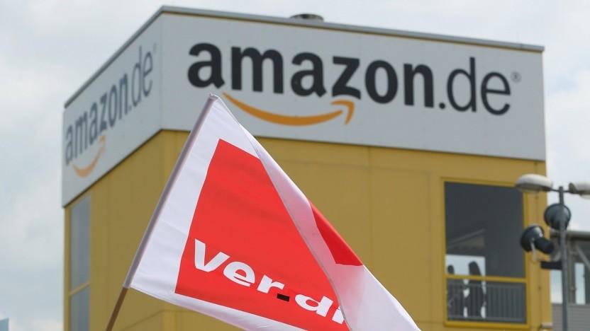 Die Streikbewegung bei Amazon läuft seit vielen Jahren.