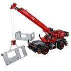 Anzeige: LEGO Technic Kranwagen bringt doppelten Bauspaß
