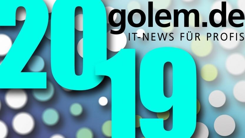 In eigener Sache: Was 2019 bei Golem.de los war