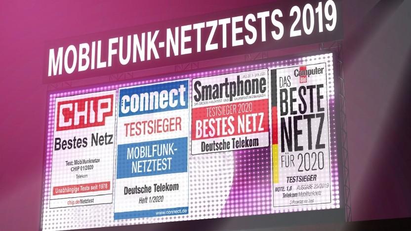 Testsieger Telekom