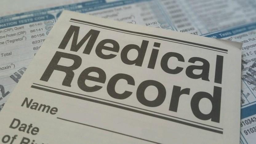 Werden zu oft an die falsche Adresse geschickt: Patientendaten.
