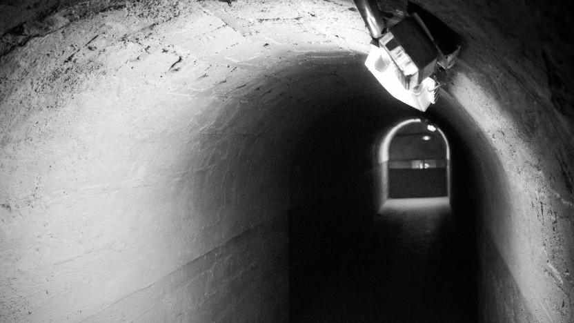 Das Rechenzentrum befand sich in einem Bunker. (Symbolbild)