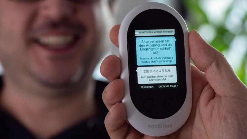 Video: Der Pocketalk im Einsatz