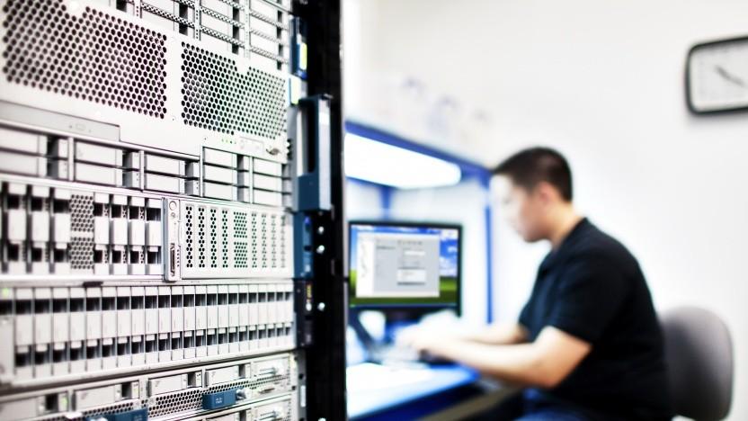IT-Experten bei Cisco