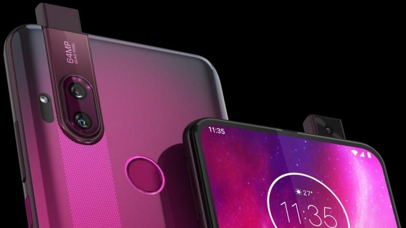 Das neue Motorola One Hyper