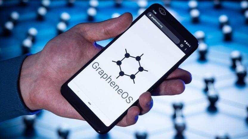 GrapheneOS verbindet Android mit Datenschutz und Sicherheit.