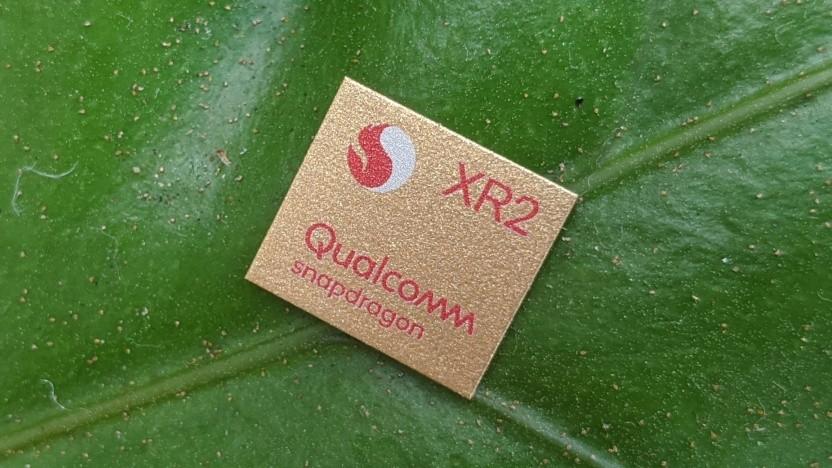 Package eines Snapdragon XR2