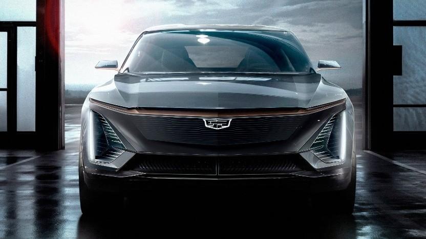 Elektroauto von Cadillac (Symbolbild): Über neue 1.100 Arbeitsplätze